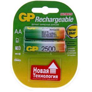 Аккумулятор Ni-MH GP 250AAHC-2CR2