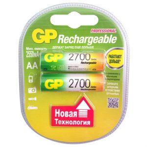 Аккумулятор Ni-MH GP 270AAHC-2CR2