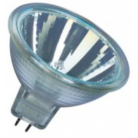 Лампа галогенная GU5.3 20Вт 12В (с отраж.D-51мм) DECOSTAR WFL UV-ST 44860 OSRAM