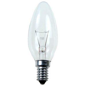Лампа накаливания Лисма ДС60