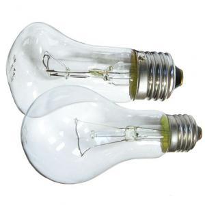 Лампа накаливания ЛИСМА МО36-40 низковольтная 40 Вт