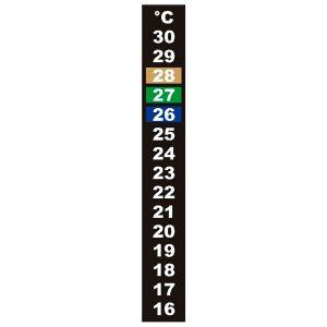 Термометр ЖК для аквариума Bioterm 080200