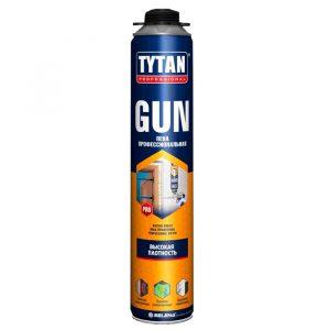 Tytan Professional GUN пена профессиональная 750 мл