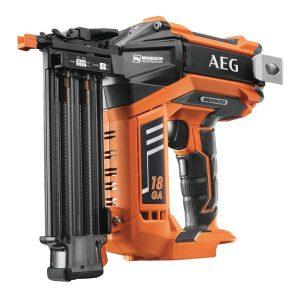 Аккумуляторный гвоздезабивной электро-пневматический пистолет AEG Powertools B18N18-0 (4935451535 без аккумулятора)
