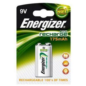 Аккумуляторы Energizer Recharge Rech HR22 175mAh