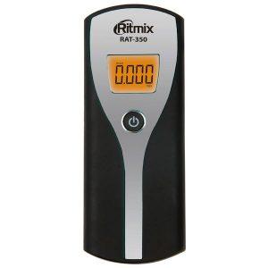 Алкотестер RITMIX RAT-350 серебристый