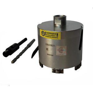 Алмазная коронка Hilberg Laser 4T HM250 50 мм