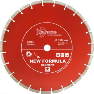Алмазный диск Trio-diamond S209 350*25