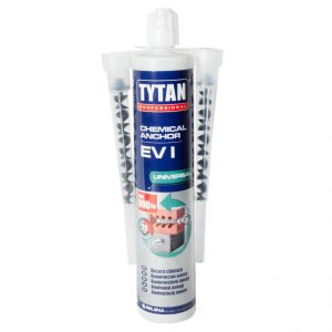 Анкер химический Tytan Professional EV-I универсальный 300 мл