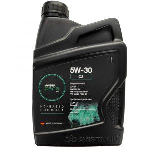 AVISTA/Pennasol Масло моторное синтетическое C3 5W-30