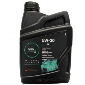 AVISTA/Pennasol Масло моторное синтетическое FE 5W-30