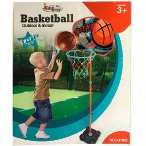 Баскетбольное кольцо на стойке Kingsport LQ1903