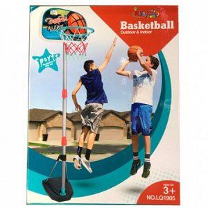 Баскетбольное кольцо на стойке Kingsport LQ1905