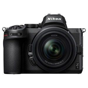 Беззеркальный фотоаппарат Nikon Z5 Kit 24-50mm + FTZ Adapter