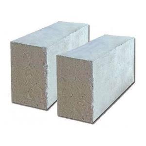 Блоки из ячеистого бетона для кладки на клей D 500 раз-р 249х400х625 мм