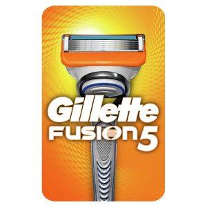 Бритва GILLETTE Fusion5 + 1 сменная кассета