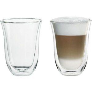 Чашки для латте DELONGHI Latte Macchiato