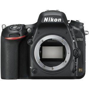 Цифровая фотокамера Nikon D750 Body