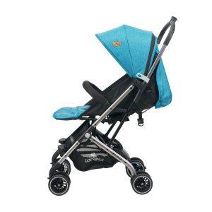 Детская коляска Lorelli Helena Sea Blue