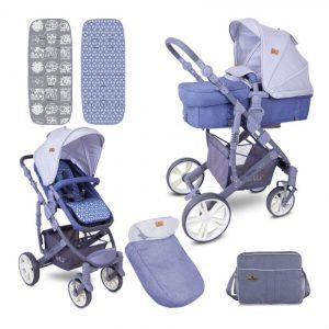 Детская коляска Lorelli Verso Grey