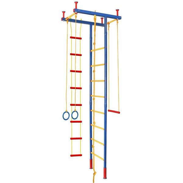 Детский спорткомплекс распорный Leco-IT Leco гп 030251