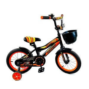 Детский велосипед Favorit Biker 14 (оранжевый)