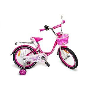 Детский велосипед Favorit Butterfly 18 (розовый)
