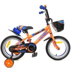 Детский велосипед Favorit Sport 14 (оранжевый)