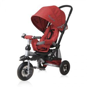 Детский велосипед LORELLI Jet Air (красный)