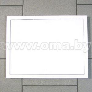 Дверца металл.  ревизионная ЛС 15х20 П (ЗАО Белинтегра)