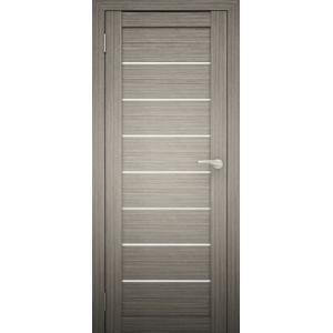 Дверное полотно Амати 01 Дуб дымчатый 200*70