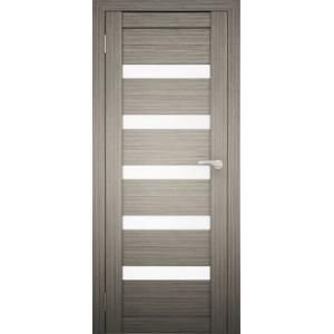 Дверное полотно Амати 03 Дуб дымчатый 200*60