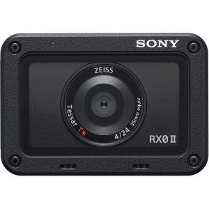 Экшен камера SONY DSC-RX0M2 черный