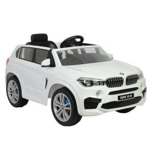 "Электромобиль CHI LOK BO ""BMW X5M"" E (белый)"