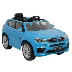 """Электромобиль CHI LOK BO """"BMW X5M"""" E (голубой)"""