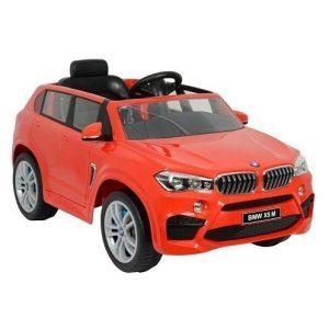 "Электромобиль CHI LOK BO ""BMW X5M"" E (красный)"