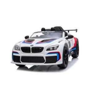 Электромобиль CHI LOK BO TOYS COMPANY BMW M6 GT3 E 668R (белый)