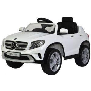 Электромобиль CHI LOK BO TOYS COMPANY Mercedes-Benz GLA-Class E 653R (белый)