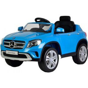 Электромобиль CHI LOK BO TOYS COMPANY Mercedes-Benz GLA-Class E 653R (голубой)