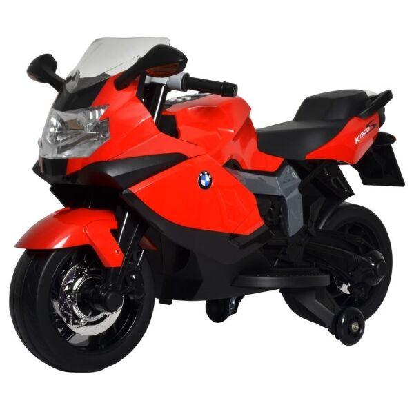 Электромотоцикл Chi Lok Bo BMW K 1300E (красный)