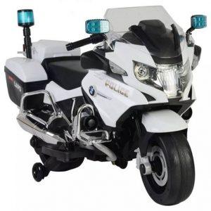 Электромотоцикл CHI LOK BO TOYS COMPANY BMW R 1200 RT-P 212 E (белый/черный)