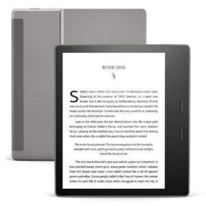 Электронная книга Amazon Kindle Oasis 8GB (серый)