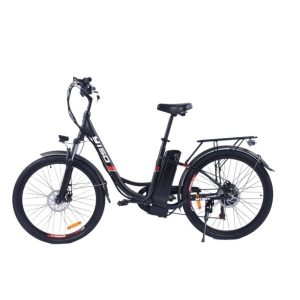 Электровелосипед YISO C0126