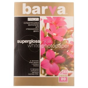 Фотобумага BARVA IP-R260-177