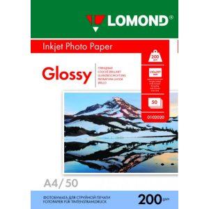 Фотобумага LOMOND 0102020