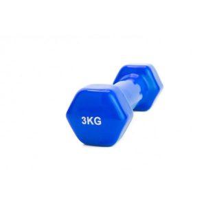 Гантель Bradex SF 0164 3 кг (красный)