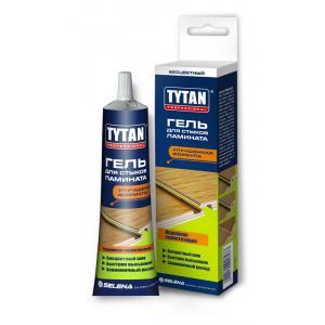 Гель для стыков ламината Tytan Professional бесцветный 100 мл