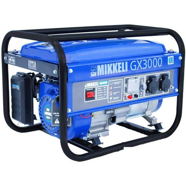 Генератор бензиновый MIKKELI GX 3000