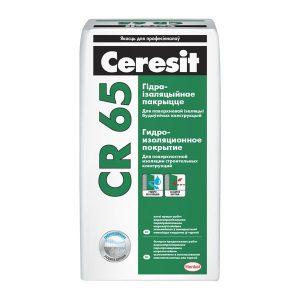 Гидроизоляция Ceresit CR 65