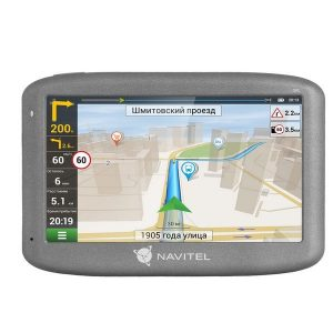 GPS навигатор Navitel E505 MAGNETIC